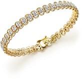 Bloomingdale's Diamond Cluster Bracelet in 14K Yellow Gold, 3.0 ct. t.w.