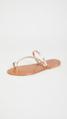 K. Jacques Bolzano Toe Ring Sandals