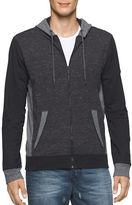 Calvin Klein Jeans Long Sleeve Textureblock Hooded Jacket