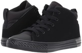 Converse Chuck Taylor All Star Official Ripstop and Nubuck Mid Boy's Shoes