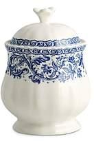 Gien Rouen Sugar Bowl