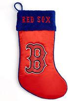 Kurt Adler MLB Boston Red Sox Christmas Stocking