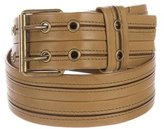 Lanvin Leather Waist Belt