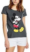Disney Women's Mouse Classic Mickey T-Shirt