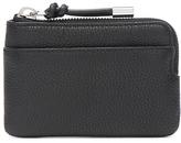 Alexander Wang Pebble Leather Zip Wallet