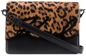 Karl Lagerfeld Paris K signature shoulder bag