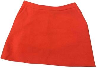 Paul & Joe Pink Wool Skirt for Women