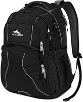 High Sierra Swerve Backpack in Black