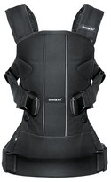 BABYBJÖRN Baby Carrier One - Black Cotton