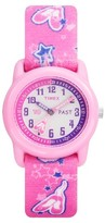 Timex Kid's Watch with Ballerina Strap - Pink T7B1519J