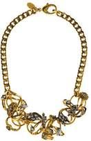Erickson Beamon Ringtone Crystal Necklace