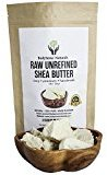BodySense Natural Skin Care Shea Butter is Pure Raw Unrefined Shea Butter from Ghana Africa. It's great as is or in DIY lotion, soap, lip balm, stretch mark cream, tummy butter and more! ­1lb (16 oz)