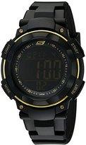 Skechers Men's SR1019 Digital Display Quartz Black Watch