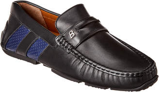 Bally Pierrick Leather Driver