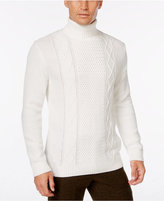 Tasso Elba Men's Turtleneck Sweater, Only at Macy's