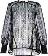 Rebecca Vallance Lou Lou bell sleeve blouse