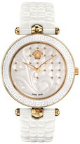 Versace Women's Vanitas Ceramic Bracelet Watch, 40Mm