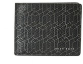 HUGO BOSS Printed Leather Wallet
