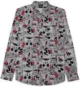 JEM Men's Micky Mouse Shirt