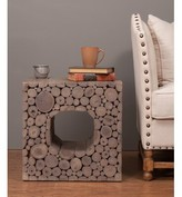 Vegard End Table Union Rustic