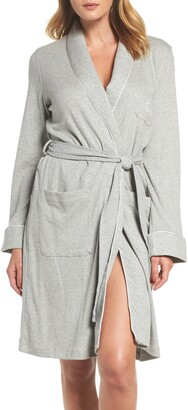 Lauren Ralph Lauren Quilted Collar Robe