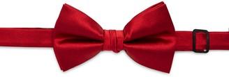 Saks Fifth Avenue Solid Silk Bow Tie