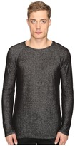 Matiere Jacobson Japanese Double-Knit Long Sleeve Tee Men's T Shirt