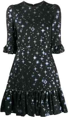 Mary Katrantzou star print dress