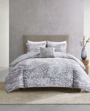 Natori Dohwa 3 Piece Duvet Set - Full/Queen Bedding