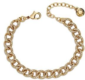 BaubleBar Nererida Pave Chain Link Bracelet