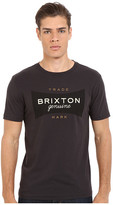 Brixton Ramsey Short Sleeve Premium Tee