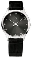 Calvin Klein Men's Men's Dress K2621111 Leather Quartz Watch with Dial