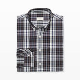 Club Monaco Slim-Fit Tri-Plaid Shirt