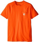 Carhartt Men's Big & Tall Force Cotton Short Sleeve T-Shirt Relaxed Fit