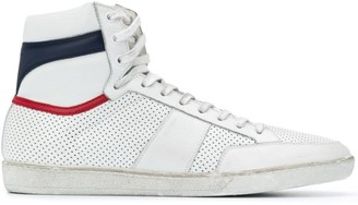 Saint Laurent Court Classic SL/10 high-top sneakers