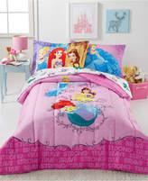 Disney Princess Friendship Adventures Bedding Collection