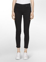 Calvin Klein Ultimate Skinny New Black Ankle Jeans