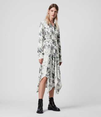 AllSaints Tilly Evolution Dress