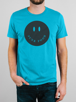 Junk Food Clothing Smiley Face Tee-parbl-s