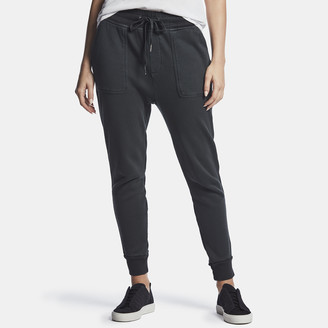 James Perse Lotus Terry Slouchy Sweatpant