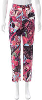Christian Lacroix High-Rise Printed Pants