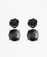 Brooks Brothers Rose Drop Earrings