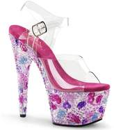 Pleaser USA CRYSTALIZE-708 womens Sandals Size - 5
