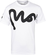 Money Big Sig White Crew Neck T-shirt