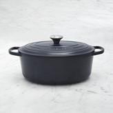 Le Creuset Signature Cast-Iron Matte Oval Dutch Oven