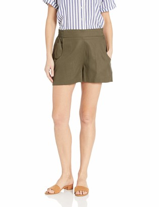 BCBGeneration Women's Wide Leg Utility Short