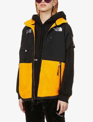MM6 MAISON MARGIELA x The North Face Circle fleece and shell jacket