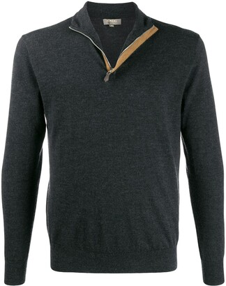 N.Peal The Regent fine-knit jumper