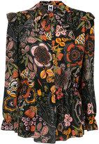 M Missoni floral print shirt