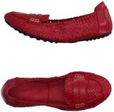 Couleur Pourpre Loafers